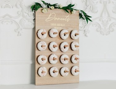 Donut Display Accessories