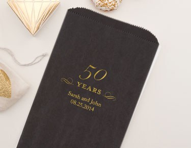 Milestone Year Designs - Personalized Favor Bags