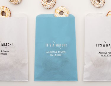 Same Sex - Personalized Favor Bags