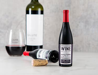 Wine Lover Favors