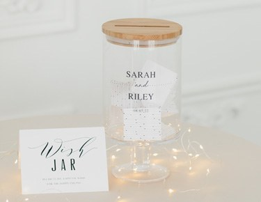 Wish Jars & Containers