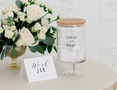 Wish Boxes, Containers & Cards