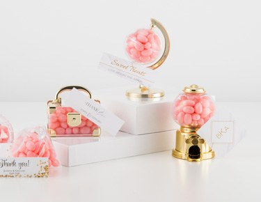 Plastic Favor Containers