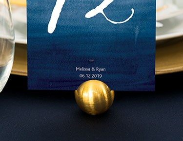 Table Number Holders
