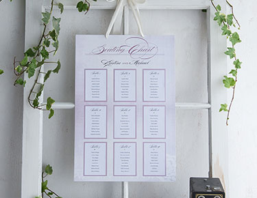 Seating Charts & Accessories