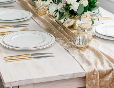 Table Runners & Place Mats