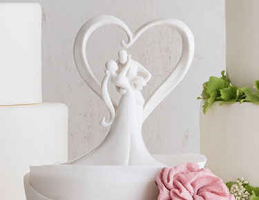Stylish Cake Toppers