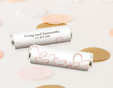 Personalized Candy Wrappers