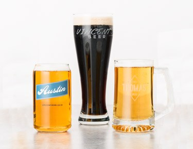 Beer Glasses, Steins & Mugs
