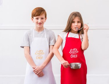 Personalized Aprons For Kids