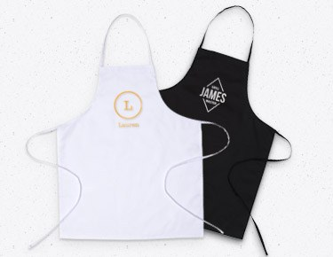 Personalized Aprons
