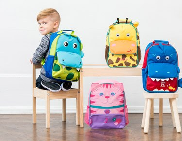 Duffle Bags & Backpacks For Kids