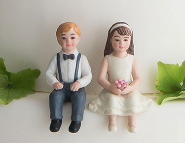 Child Cake Toppers