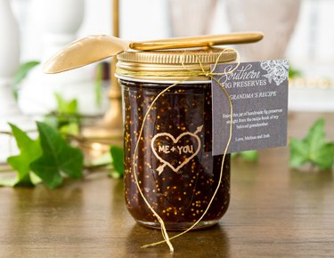 Glass Container Favors