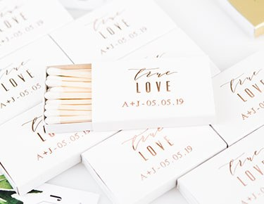 Popular Wedding Favors The Knot Shop