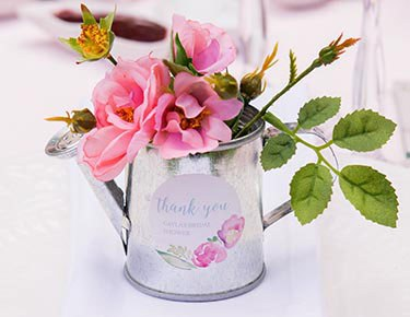 Flower Vase & Container Favors