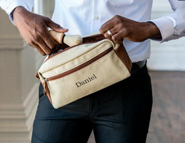 Men's Travel & Toiletry Bags