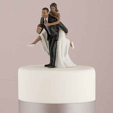 half and football wedding cake football and groom cake topper the knot shop 15038