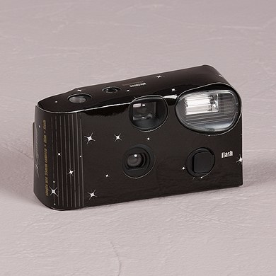Image of Disposable Camera - Hollywood Design