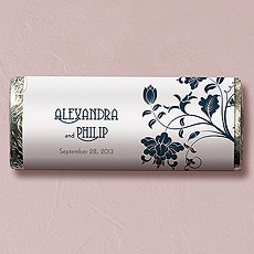 Floral Orchestra Nut Free Gourmet Milk Chocolate Bar