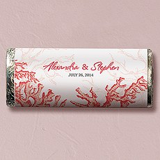 Reef Coral Nut Free Gourmet Milk Chocolate Bar