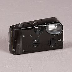 Single Use Camera - Hollywood Design