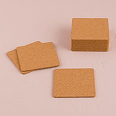 Square Cork Coasters (25)