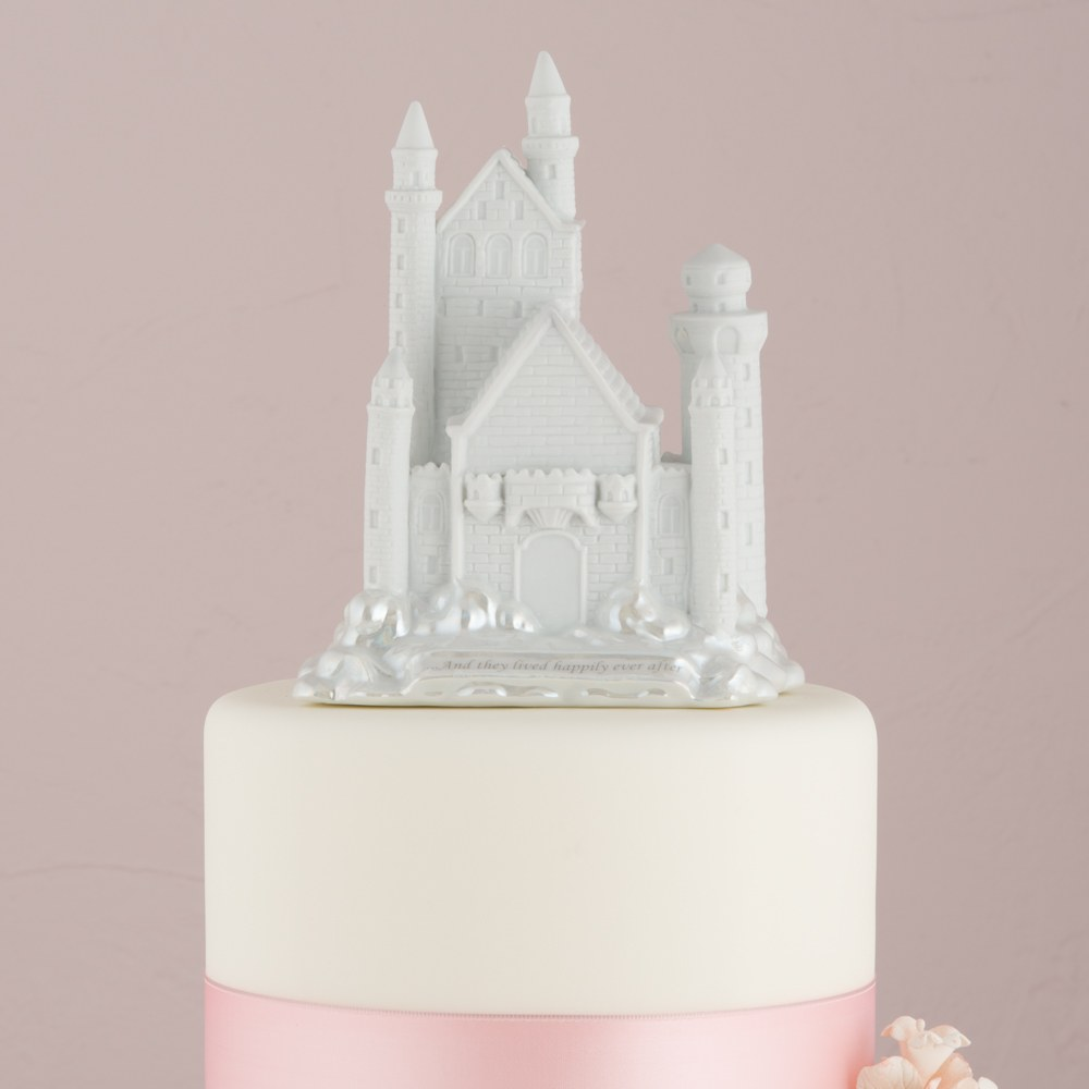 Remarkable Fairy Tale Dreams Castle Cake Topper Weddingstar Funny Birthday Cards Online Inifofree Goldxyz