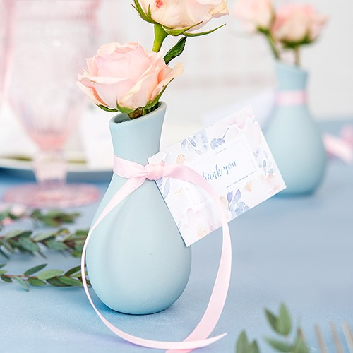 Mini Bud Vases Wedding Favor The Knot Shop