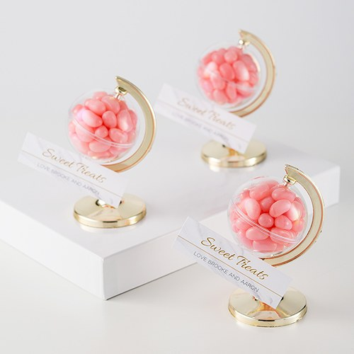 Mini Globe Party Favor - Gold
