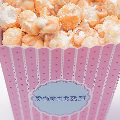 Novelty Popcorn Boxes The Knot Shop Delectable Decorative Popcorn Boxes