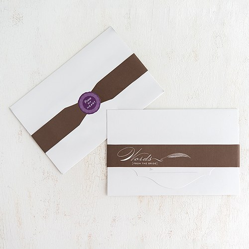 wedding love letter ceremony set gift