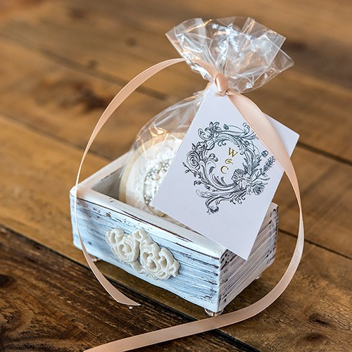 Wedding Favor Boxes.Vintage Shabby Chic Wedding Favor Boxes 6