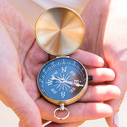 Adventurers' Compass Favor