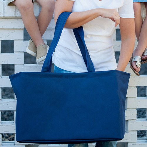 Extra-Large Carry-All Tote - Navy