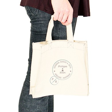 Heavy Duty Personalize it with Permanent Marker Included Wanderlust Gift for Women 100/% Natural Cotton Reusable Canvas Tote Bag
