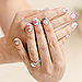 Adhesive Bachelorette Party Nail Stickers - Glam Squad