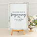 Large 12 x 18 Distressed Wood Picture Frame