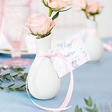 Mini Bud Vase Wedding Favor (6)