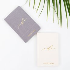 05c9d5a8188d Personalized Vow Pocket Notebook – I Do