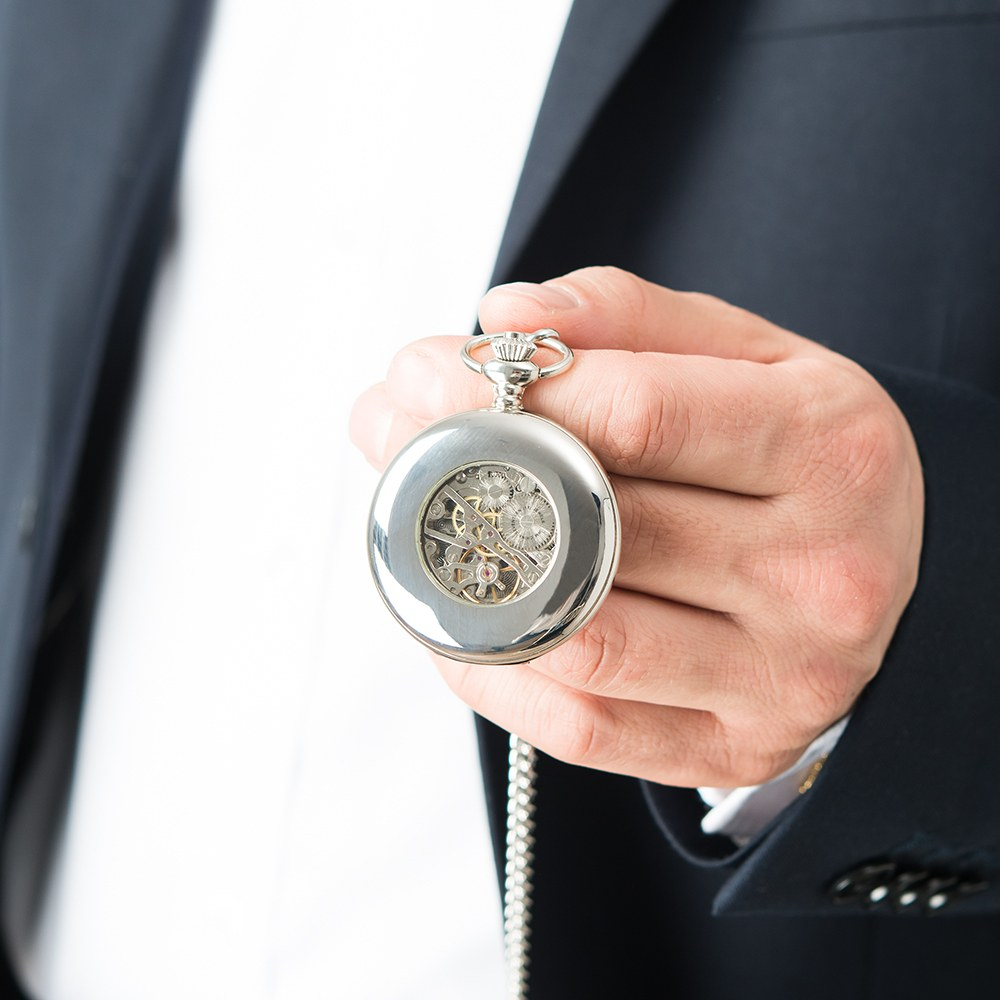 Mechanical Pocket Watch