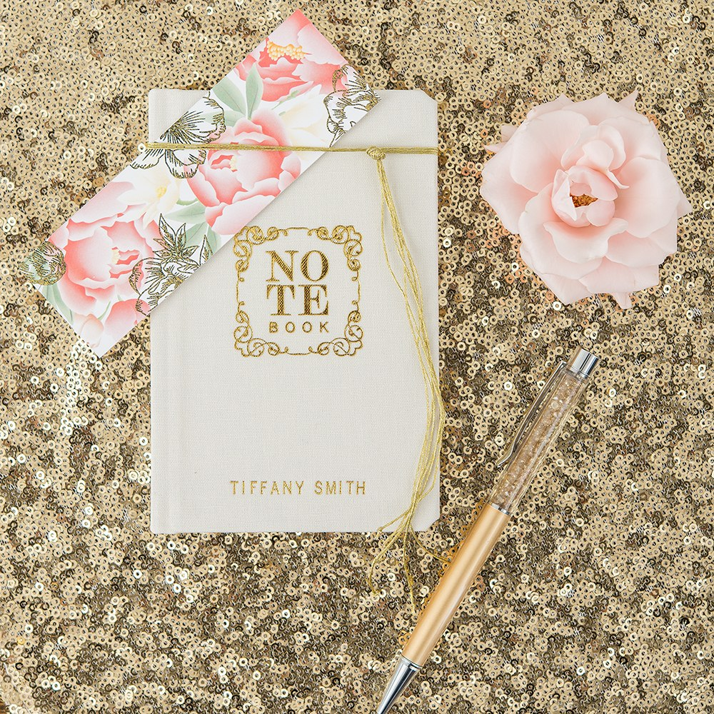 Personalized Vow Pocket Notebook – Note Book