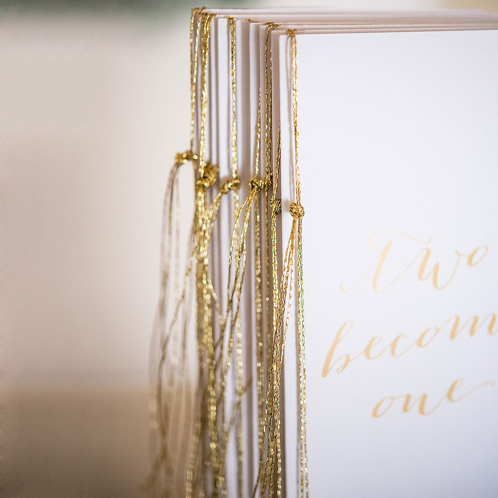 Metallic Gold Twine