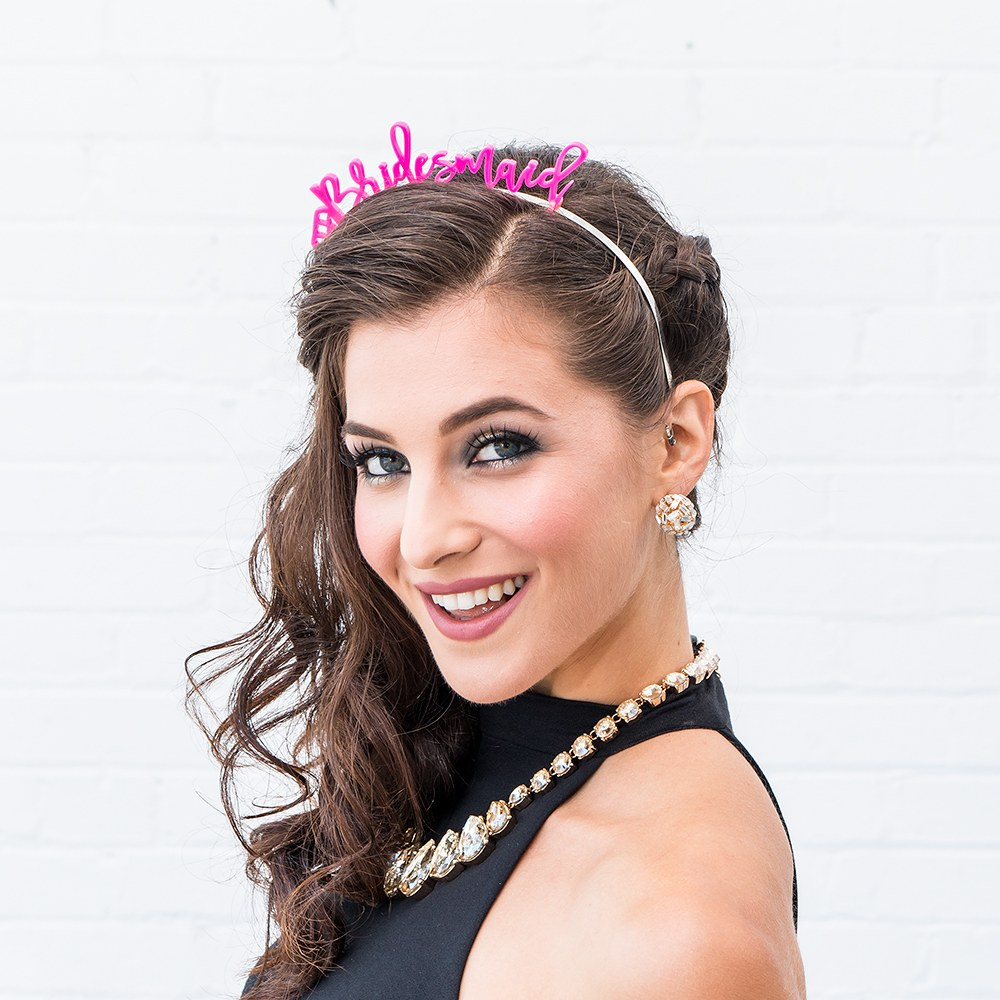 Bachelorette Party Headband -
