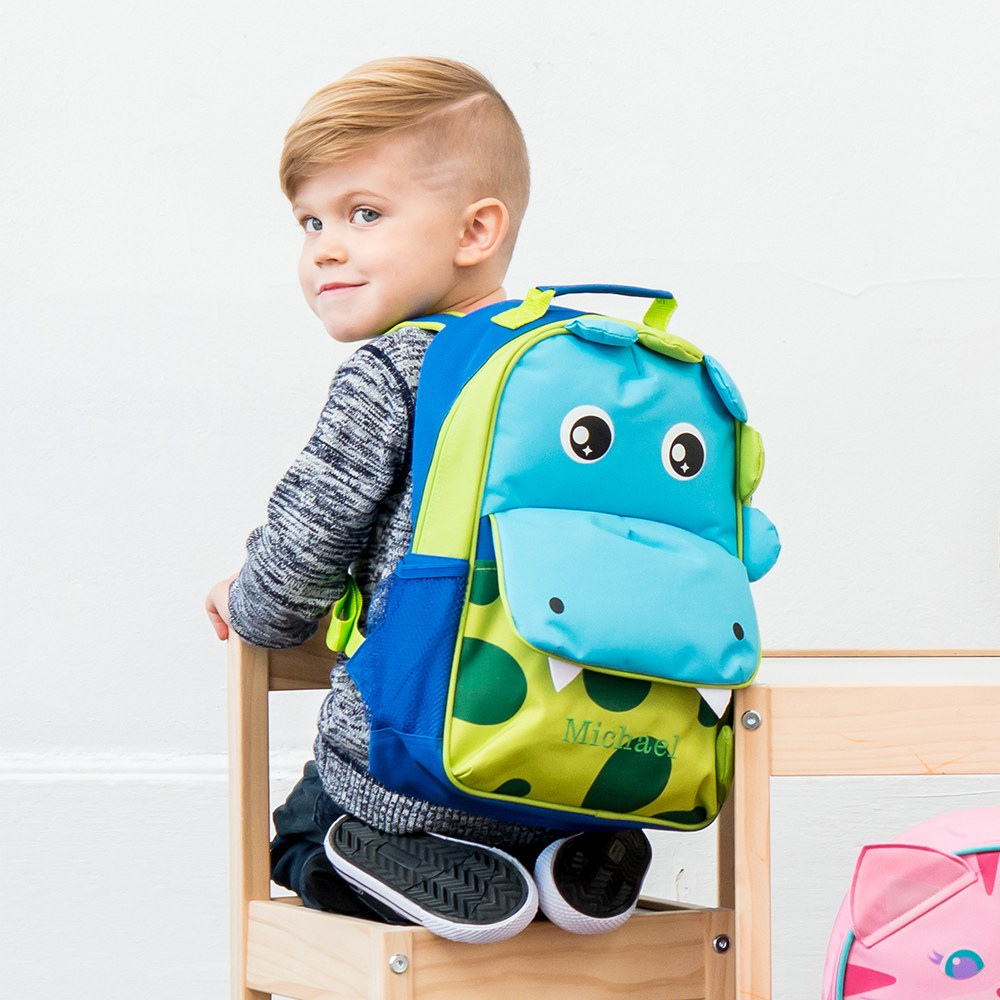 Personalized Kids' Backpacks |Kids' Bags - The Knot Shop