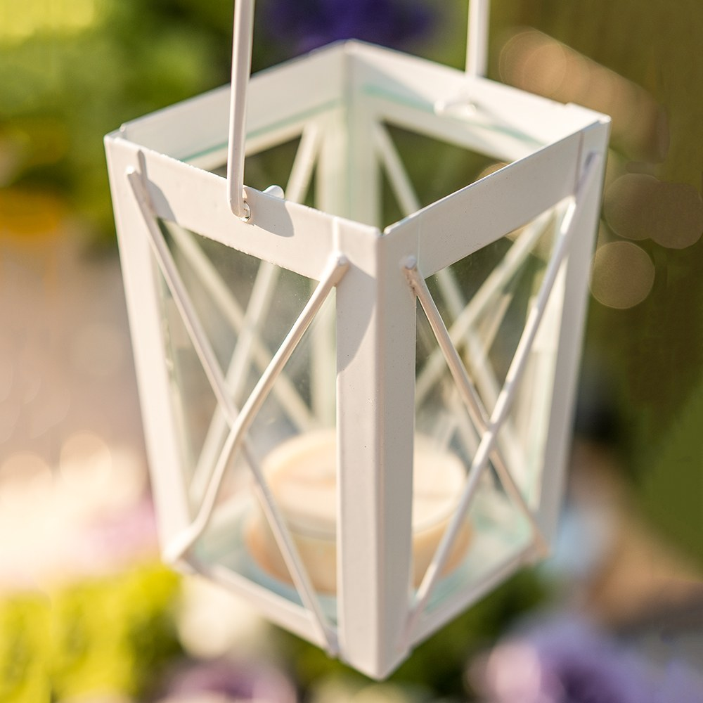 mini wedding reception accessory lanterns