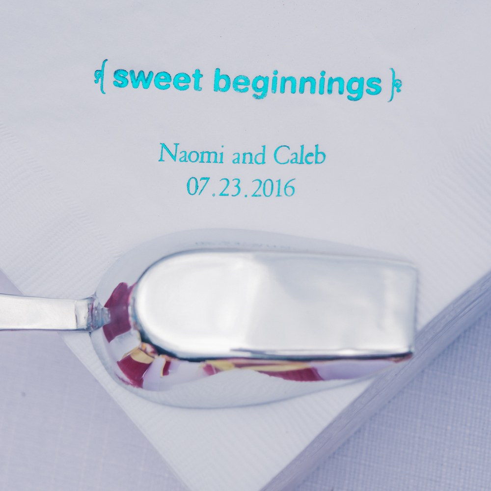 Sweetie Candy Scoop Silver