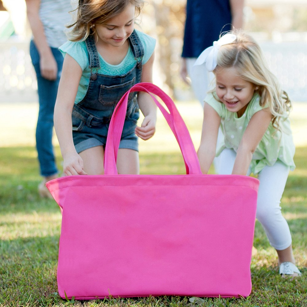 Extra-Large Carry-All Tote - Magenta