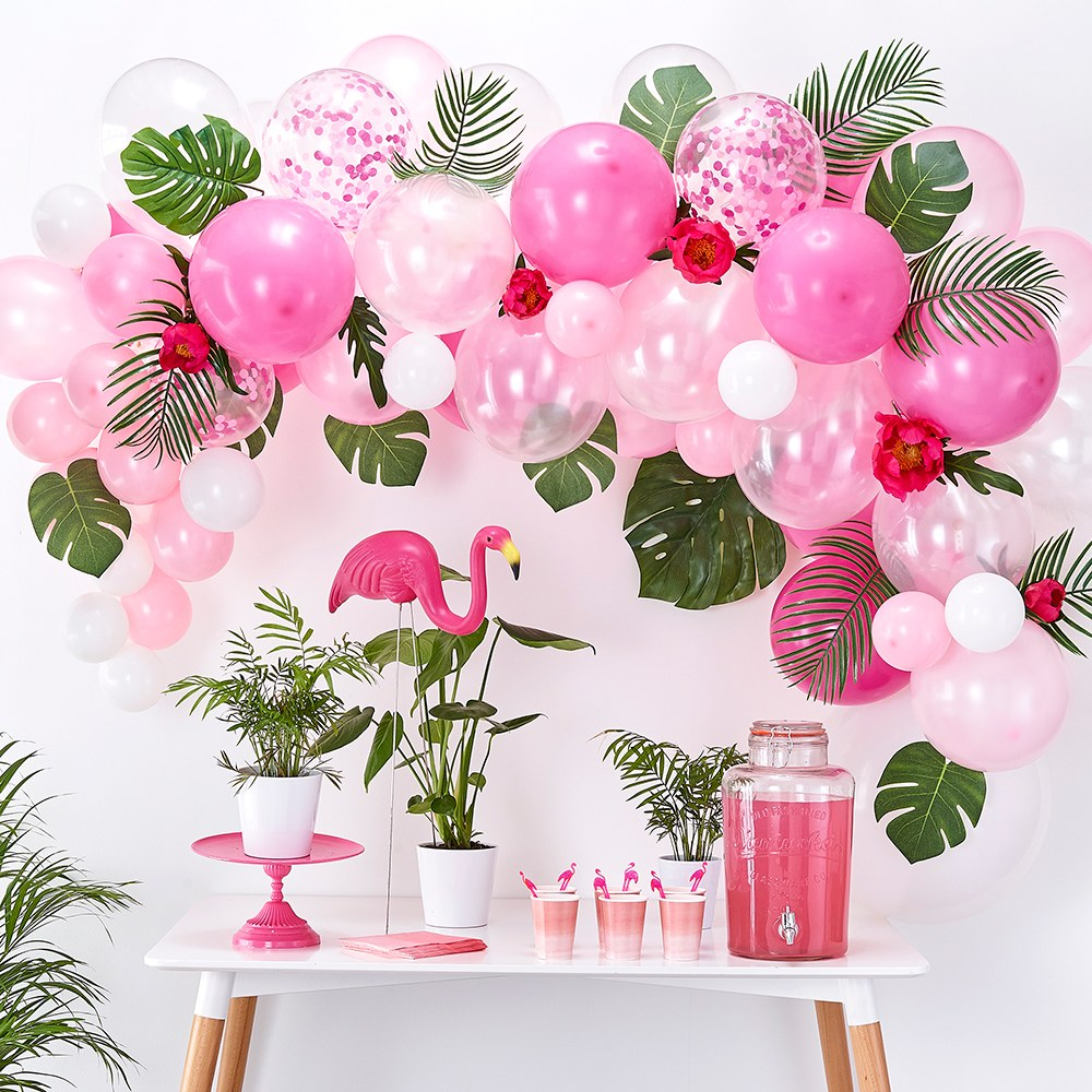 Balloon Arch Kit - Pink Arrangement