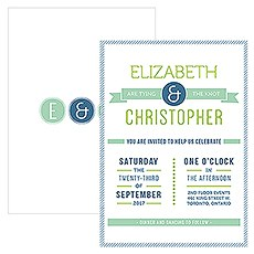 Smart Type Invitation